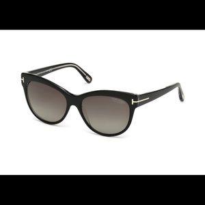 Tom Ford Women's Anoushka Cat Eye Sunglasses